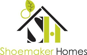 Shoemaker Homes Green Logo